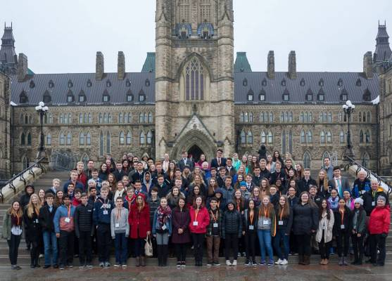 Encounters with Canada - a great experience